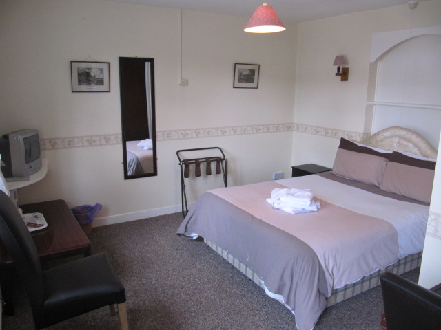Moorville Hall Hotel Room